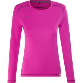 Kaikkialla Tiina Camiseta de manga larga Mujer, pink